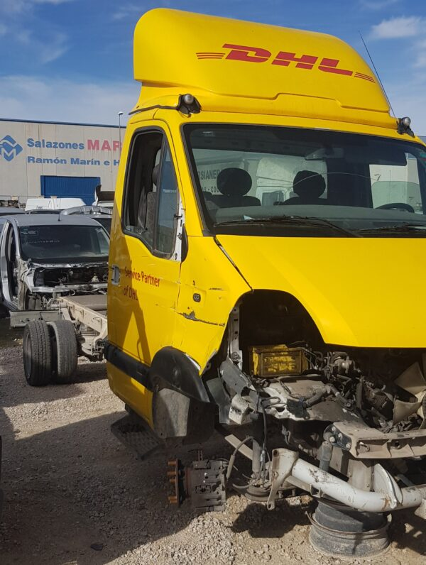 Renault Mascott 3.0 Diesel
