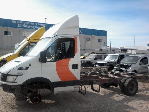 Iveco 35c17 Diesel 3.0