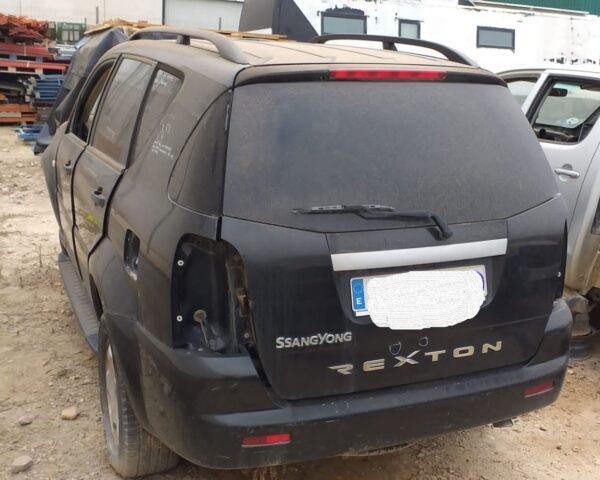 Ssangyong Rexton 2.7 Diesel