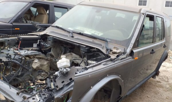 Land Rover Discovery 3 2.8 Diesel