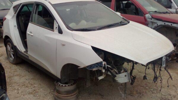 Hyundai Ix35 1.7 Diesel