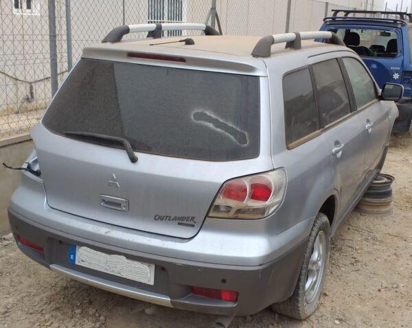 Mitsubishi Outlander 2.0 Gasolina